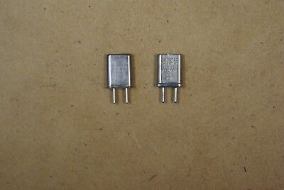 Marti R-10 Receiver Crystals Lot Of 3