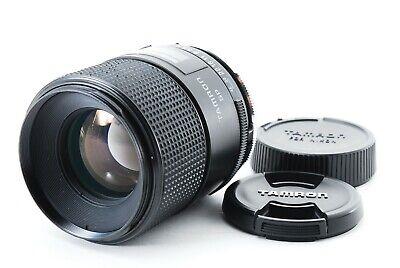 TAMRON SP MF 90mm F2.5 MACRO 52BB w/ Nikon F Mount adaptor [Exc+++] #705A 101