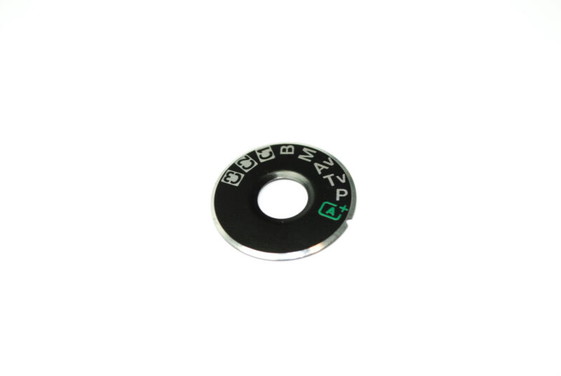 Dial Mode Plate Interface Cap for Canon 5D Mark III Original OEM Part Repair