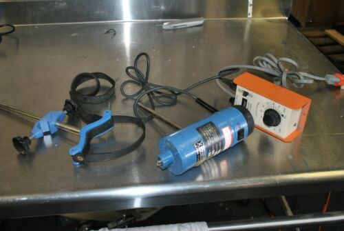 Tekmar Tissumizer Homogenizer With Speed Control, Tested, Working