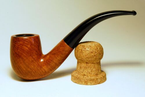 1967 DUNHILL ROOT BRIAR 56 (BENT) GRP 4 F/T 6 MM ESTATE PIPE