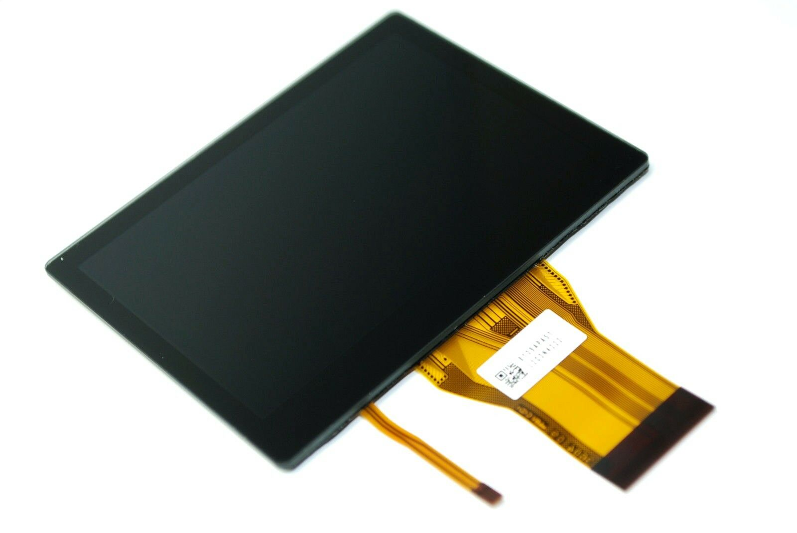 Halcon Parts Nikon D5300 Back Cover with LCD Hinge Flex