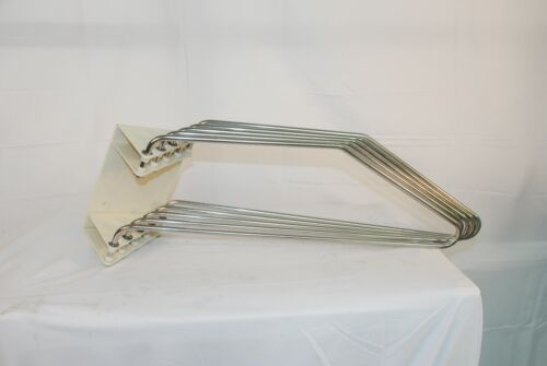 Xray Apron Holder Wall Mount Deluxe 5 Arm