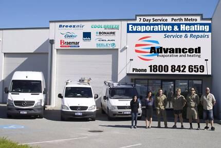ADVANCED EVAPORATIVE SERVICES West Perth Perth City Preview