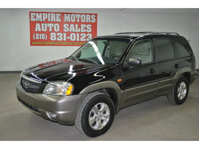 Image 1 of Mazda: Tribute Black