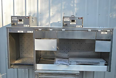 New Carter Hoffman Evol240 Food Holding Station