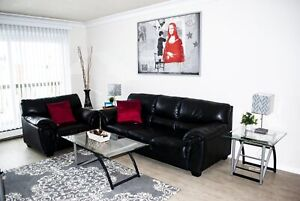 Fully Furnished Modern One Bedroom - Utilities Included!