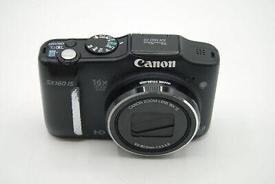 Canon PowerShot SX160 IS 16MP 16x Optical Zoom 3