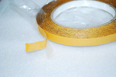 Super Sticky Advanced mesh fabric adhesive double-sided tape wide 10mm A405 for sale  Shipping to India