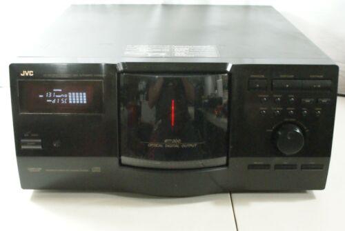 JVC XL-MC200 Carousel 200 CD Player Changer Digital Optical Output