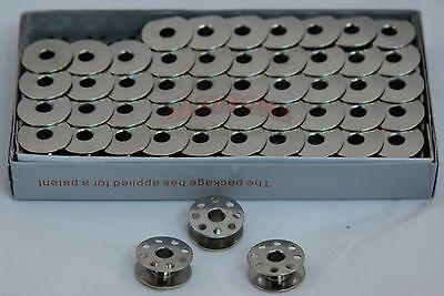 100 Bobbins  Industrial Sewing Machine Bobbins for Juki DDL8700 Part 270010