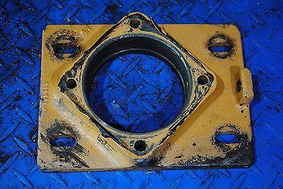 Drive Motor Mounting Plate Part H436860 Case 1845c Skid Steer