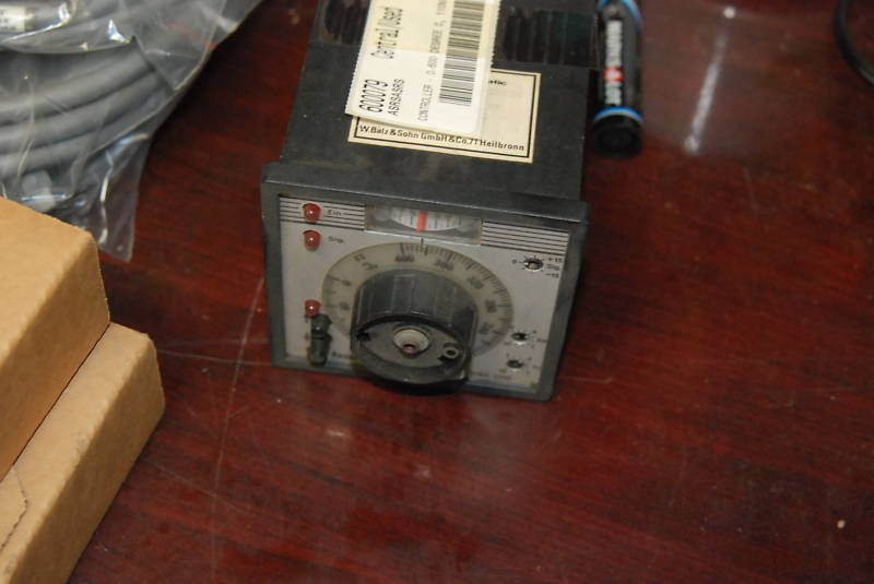 Baelz WBS2290 400degrees c, 2290-2.2A Controller