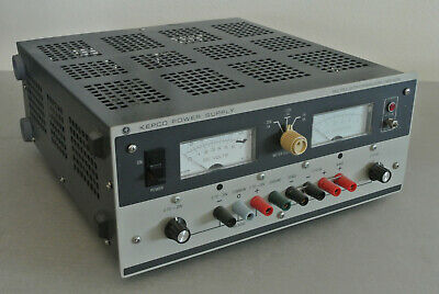 Kepco Multiple Output Power Supply Model Mps 620m