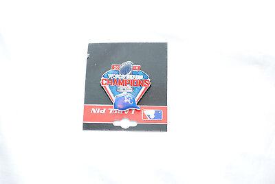 Kansas City Royals 2015 World Series Champions Lapel Pin