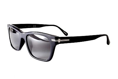 Dunhill Sunglasses SDH014 0V14 Black Silver Gradient Grey
