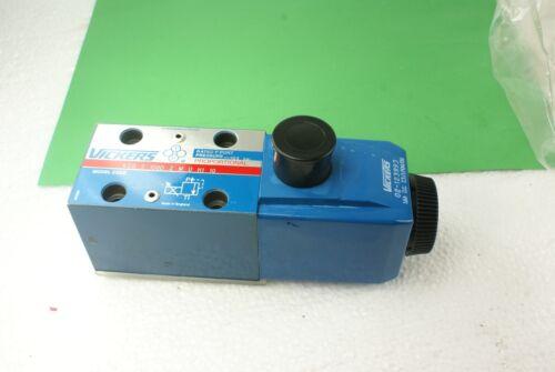 NEW VICKERS KCG-3-100D-Z-M-U-H1-10 PRESSURE CONTROL VALVE