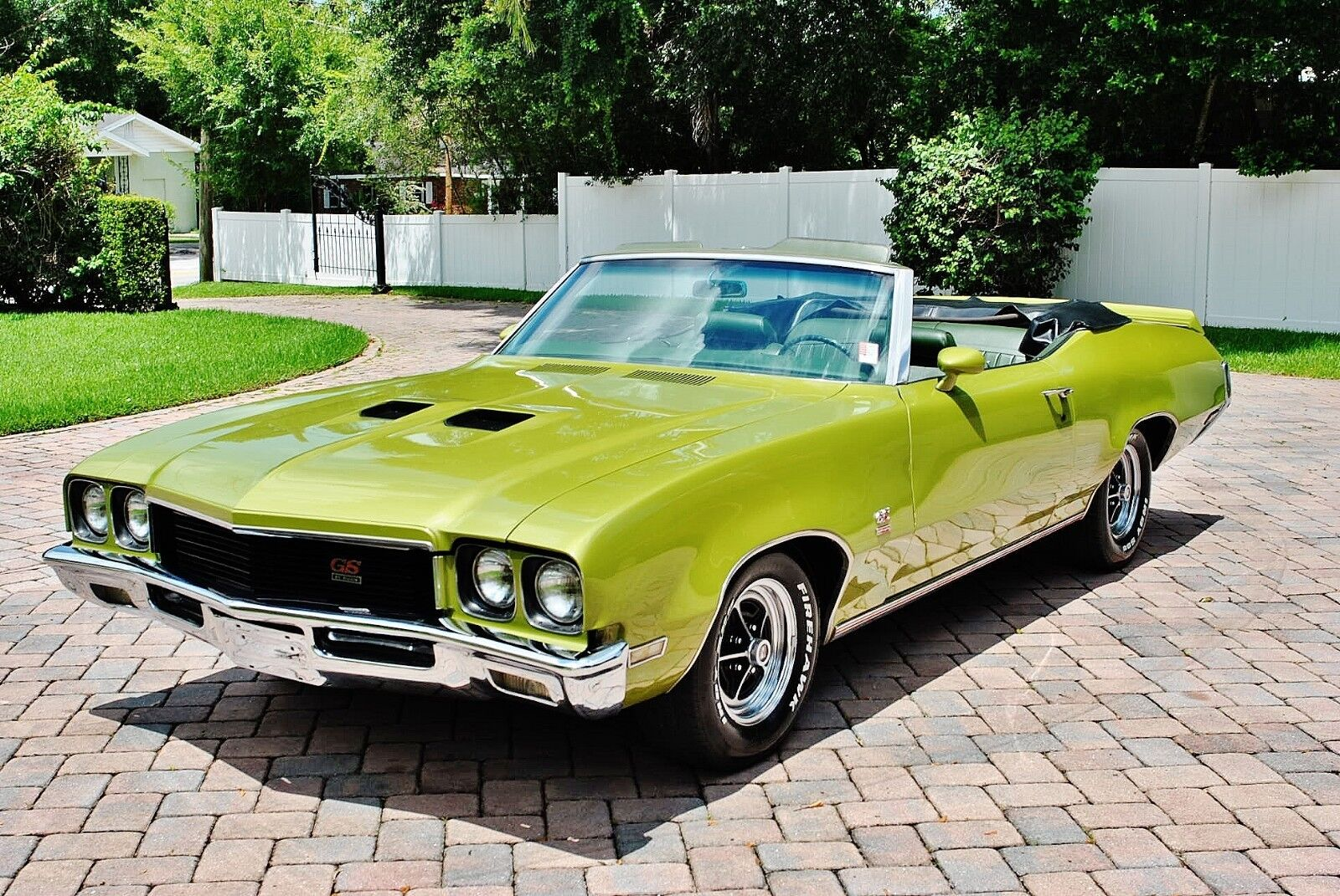 1972 Buick Gran Sport VERY RARE 455 A/C Very rare stunning 72 buick gs convertible 455 v-8 factory a/c must be seen wow