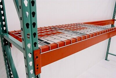 Pallet Rackingmetal Storage Industrial Shelving 8 Foot Beams For Sale