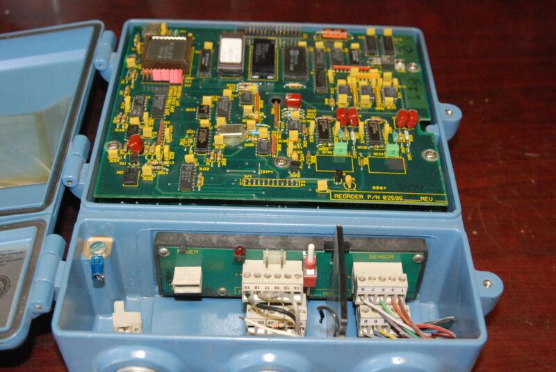 Mirco Motion, 1PNU, Remote Flow Transmitter, with 02596 01, Rev. C,