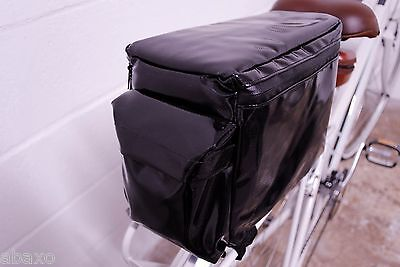 Waterproof Bike Bicycle Rear Rack Trunk Bag,Touring,Shopping Panniers,Pack,Tour, used for sale  Dallas