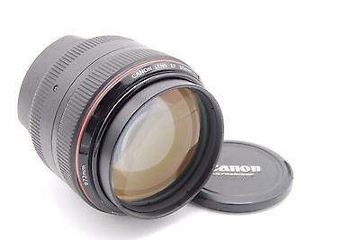 Canon EF 85mm f/1.2 II L AF USM Lens segunda mano  Embacar hacia Mexico