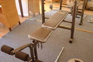 Bench Press and weights Chambers Flat Logan Area Preview