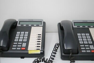 Toshiba Strata Complete Business Phone System With Answering Machine