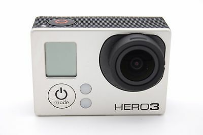 Gopro Hero 3 Black Edition 4K Wi-fi High Performance 12MP 30 fps Burst Camera