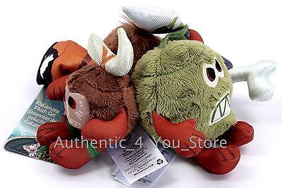 New Disney Store Moana Kakamora Plush Set Of 3 Coconut Pirates Nwt