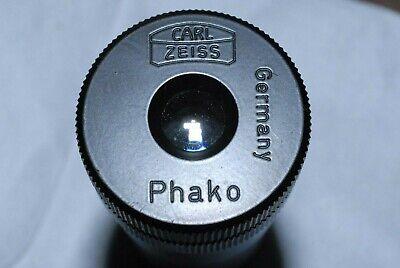 Carl Zeiss Phako Centering Phase Contrast Focusing Telescopic Eyepiece
