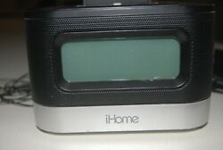 iHome iPL8 - Speaker, Radio, Alarm Clock, Lightning Connector iPhone Dock