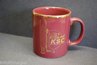 NASA Kennedy Space Center Coffee Mug, COLOROLL KILNCRAFT代拍 ...