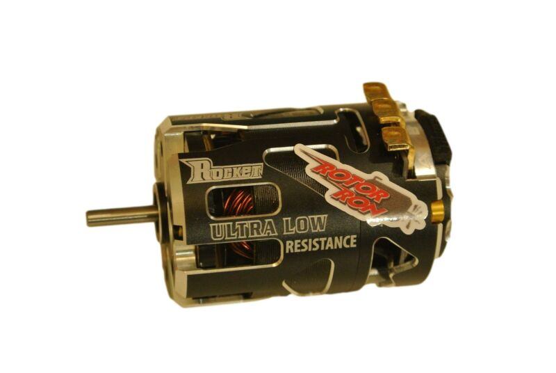 Surpass V5R Rocket 17.5 Turn Brushless Motor  Dyno Tuned by Rotor Ron