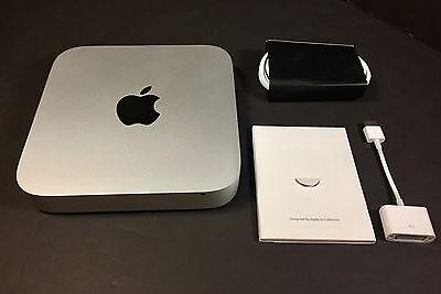 Apple Mac Mini 2.5ghz - 8 GB RAM - 756 GB FUSION DRIVE - MD387LL/A - EXCELLENT