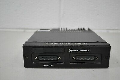 Genuine Motorola Astro Digital Spectra Plus Control Unit D04ujh9sw7an