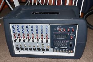 Peavey xr8600d powered mixer Lalor Whittlesea Area Preview