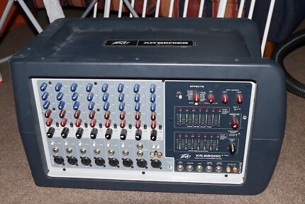 Wanted: Peavey xr8600d powered mixer