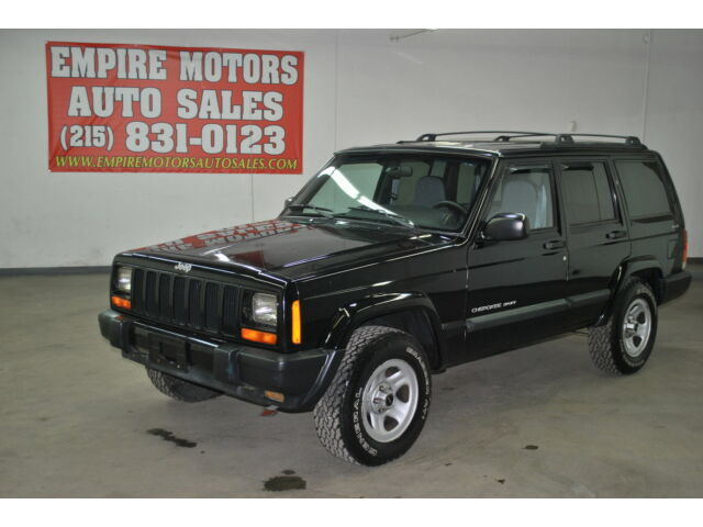 Image 1 of Jeep: Cherokee Black