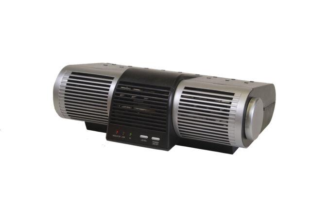 Heaven Fresh Ionic Air Purifier & Ionizer with Fan & UV Lamp HF 210UV