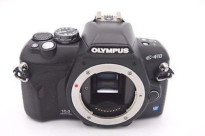 OLYMPUS EVOLT E-410 10MP DIGITAL SLR CAMERA BODY Olympus E-410 Digitale Slr