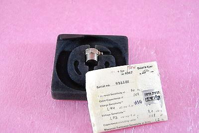 Bruel Kjaer Bk Type 4367 Accelerometer Box