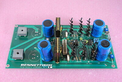 Bennett X-ray Pcb Assy Regulated Power Supply Board 208084 Rev E Hfq300