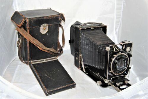 Vintage ZEISS Ikon Maximar 207/7 w/ Tessar 135mm lens
