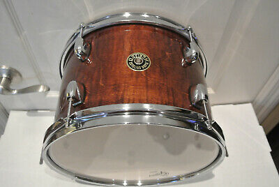 """GRETSCH 12"""" CATALINA MAPLE TOM in WALNUT GLAZE for YOUR DRUM SET! LOT #F482"""