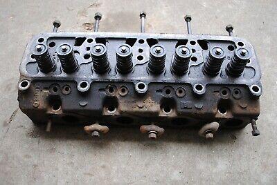Cylinder Head A153261 Case 580c Backhoe