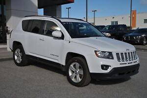 2016 Jeep Compass 4WD HIGH ALTITUDE AWD CUIR TOIT MAGS