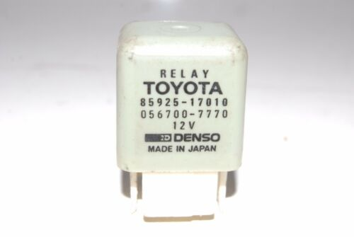 TOYOTA LEXUS IS200 SW20 MR2 COOLING FAN RELAY 94-02 DENSO 85925-17010