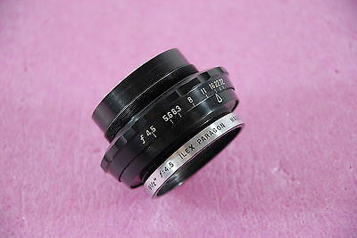 ILEX 6.5in f4.5 Paragon Barrel Lens Made in USA