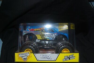 Mattel Hot Wheels 2015 1/24 Big Kahuna Monster Jam Truck